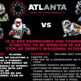Don't Bet on It – Superbowl Edition